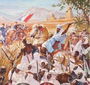 Soldate de Samory Touré