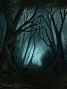 le bois obscurci