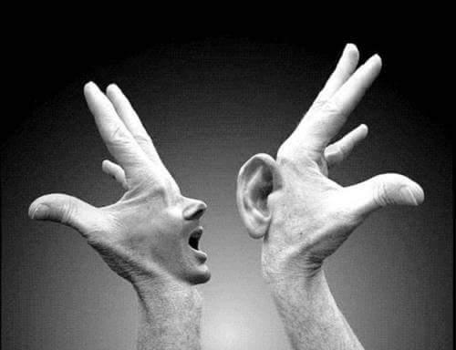 trois sourds
