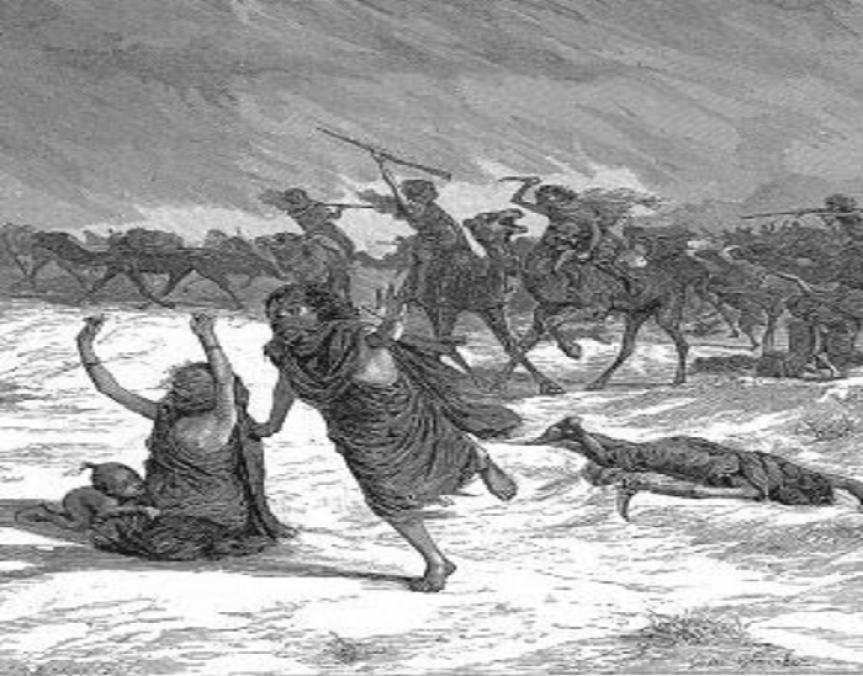 Femmes de Nder celles qui se sont sacrifiées
