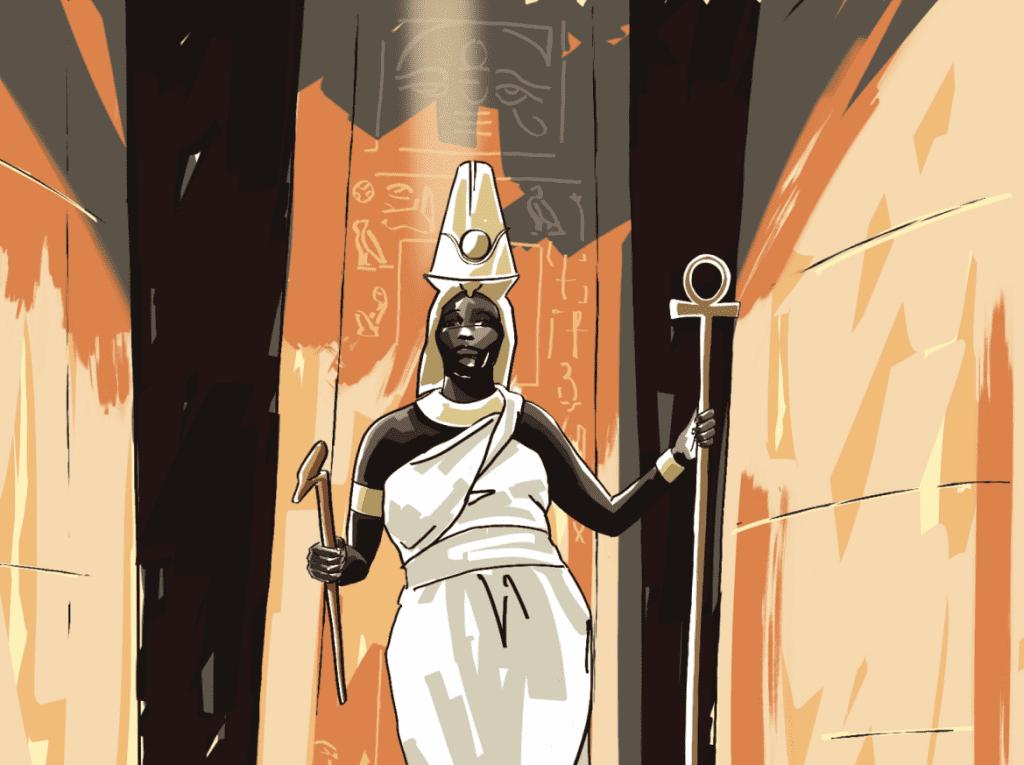 Candaces, Reines du Royaume de Koush