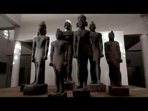 Pharaon du Royaume de Koush et d'Égypte
