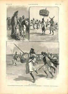Les Ras de l'empire éthiopien