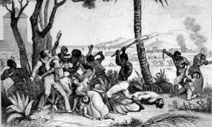 esclaves de Saint-Domingue