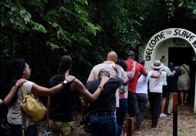 voyages en Afrique sur l'esclavage