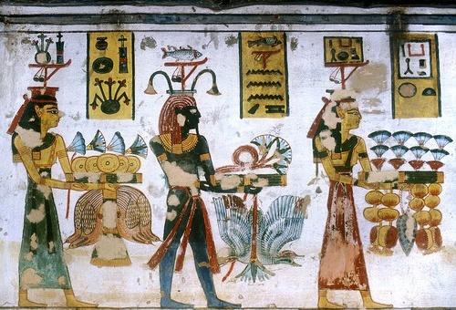 Présents du Nouvel An Égyptien