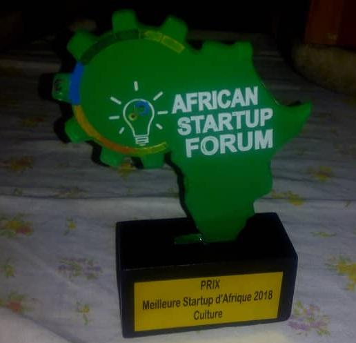 Hamaniêh - African startup forum en novembre 2018
